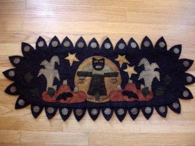 >  rug runner table Catalog Scarecat Runner rug patterns Penny penny