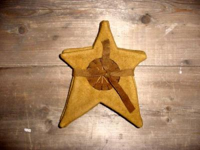 Prim Star Coaster set of 4-