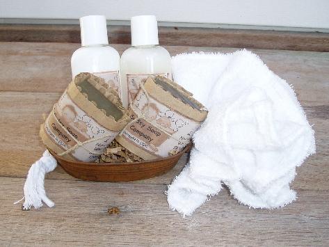 Bath Gift Set-