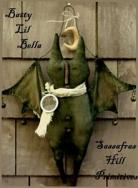 Batty Lil Bella pattern-