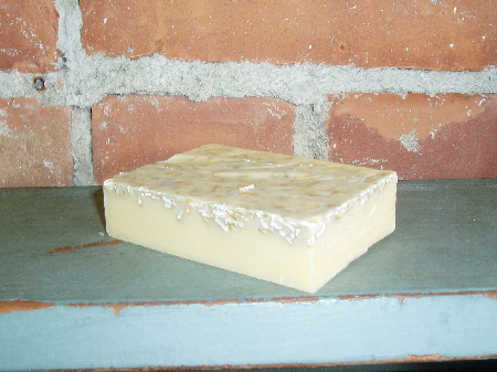 Cinnamon Oatmeal Goats Milk Soap-