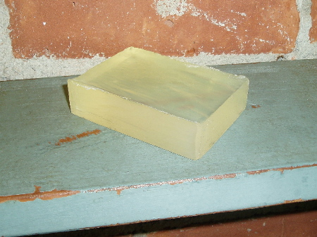 Citrus and Sage Soap-
