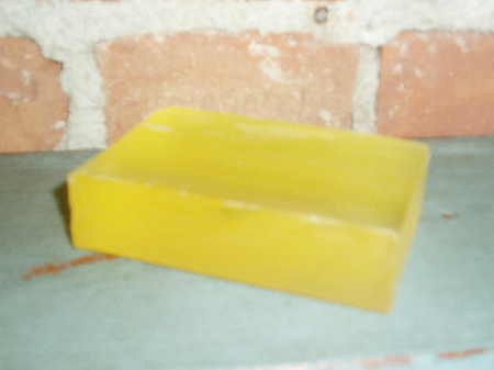 Citrus organic glycerine soap-