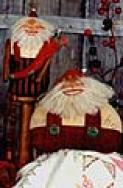 Flop Top Santas pattern