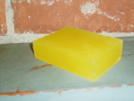 Lemongrass Soap-