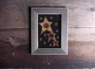 Medium Falling Star Framed Art-