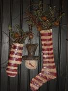 olde thyme christmas pattern-