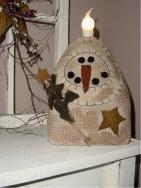 Prim snowman lite-