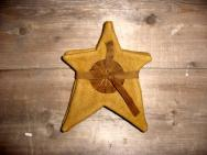 Prim Star Coaster set of 4-
