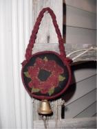 Wreath of Hearts Door Hanger-